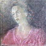 02-la-reveuse-pigments-et-pastel-sur-toile-80x80-2015
