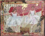 39-deux-danseuses-pastel-et-collage